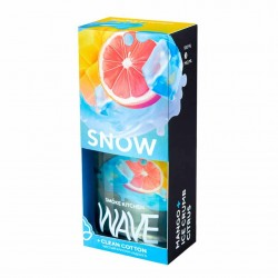 Smoke Kitchen Wave - Snow