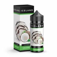 ICELAND Ice Cream - Coconut