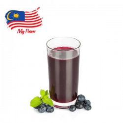 My Flavor Malaysia - Blueberry Juice