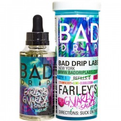 Bad Drip - Farleys Gnarly Sauce Iced Out