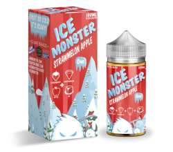 Ice Monster - Strawmelon Apple
