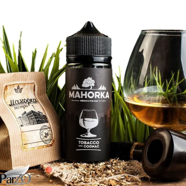 Mahorka - Tobacco with Cognac