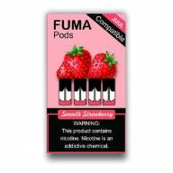 Картриджи для JUUL - FUMA Pods Smooth Strawberry