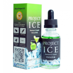 Project Ice - Apple Champagne