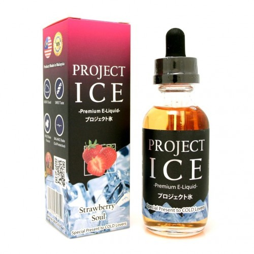 Project Ice - Strawberry Soul